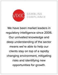 Vixio Gambling Regulatory Compliance