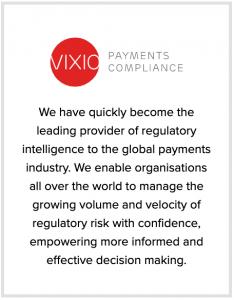 Vixio Regulatory Compliance